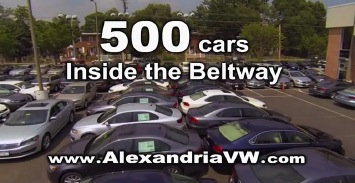 Alexandria VW spot (aerials at :20)