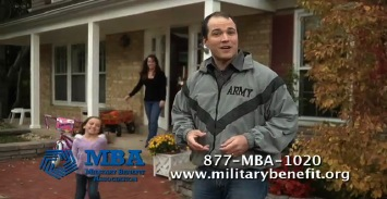 Military Benefit Association - Veteran's spot